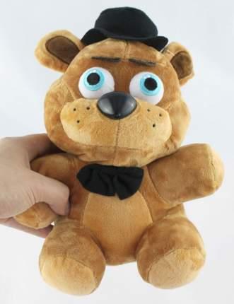 Мягкая игрушка «Пять ночей с Фредди» Фредди медведь с брелковой прищепкой, 15 см