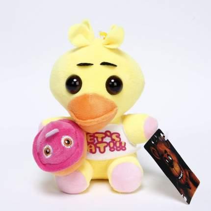 Мягкая игрушка «Пять ночей с Фредди» Чика желтая курица, 15 см