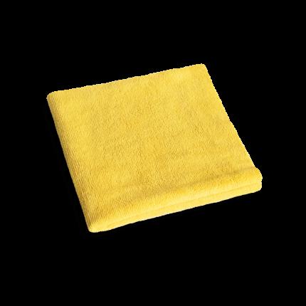 PROFI-MICROFASERTUCH Микрофибра салфетка 40*40 см, желтая, 280гр, 2 шт. AuTech Au-245
