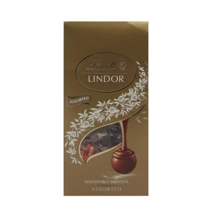 Набор шоколадных конфет Lindt Lindor Ассорти 100 г