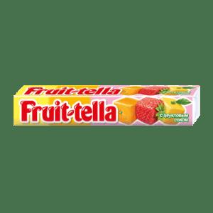 Конфеты Fruittella жевательные ассорти
