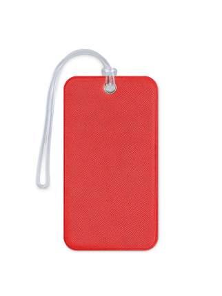 Бирка для багажа и сумок в самолет Flexpocket красная