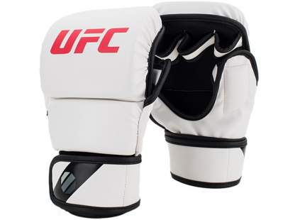 UFC Перчатки MMA для спарринга 8 унций L/XL - W UFC