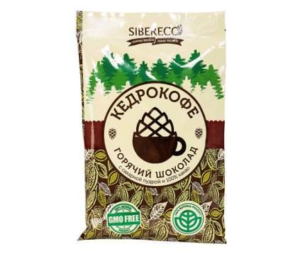 Кедрокофе Горячий шоколад порционный SIBERECO (СИБЕРЕКО), 15 шт. х 25 гр