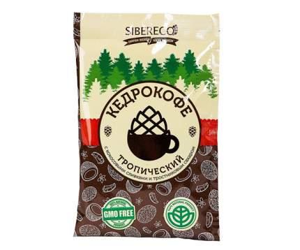 Кедрокофе Тропический порционный SIBERECO (СИБЕРЕКО), 15 шт. х 25 гр