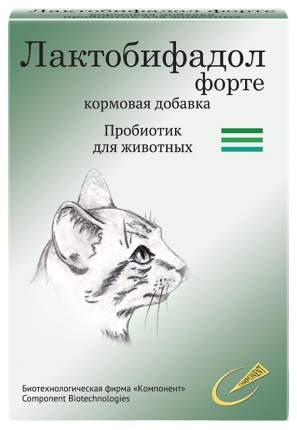 Пробиотик для кошек КОМПОНЕНТ Лактобифадол Форте 50г