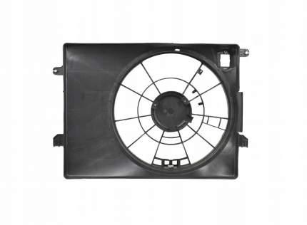 Передний диффузор для HYUNDAI ix35 5D 2010-, не окрашен