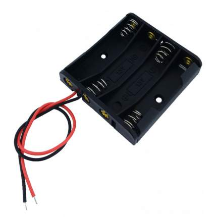 Батарейный отсек UM-4x4 (4 x AAA)