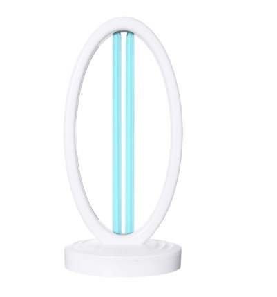 Бактерицидный УФ светильник с озоном, 220 В, 30 Вт, белый, маленький
