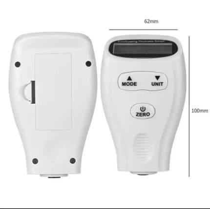 Толщиномер ЛКП для автомобиля GM200 белый