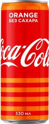 Напиток Coca-Cola Zero Orange 330мл