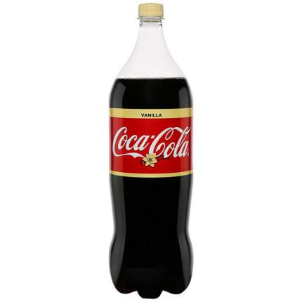 Напиток Coca-Cola Vanilla 1.5л