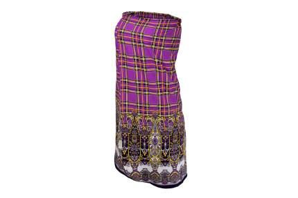 Накидка для женщин, для бани и сауны, 140x80 см