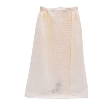 Накидка для сауны женская, желтый, арт. TT-45-CT-1001