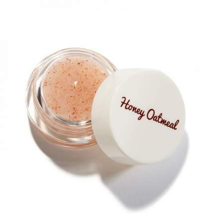 Скраб для губ The Saem Honey Oatmeal Lip Scrub