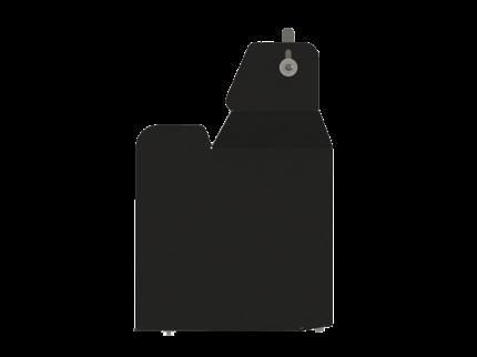 Защита бок пыльника от грязи КПП Sheriff Чери Тигго 4 2019-2020 №3 сталь 2мм 28.4335-2