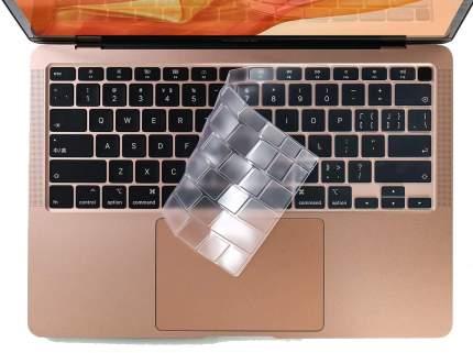 Накладка на клавиатуру Wiwu Keyboard Protector US для MacBook Air 13'' 2020 (Clear)