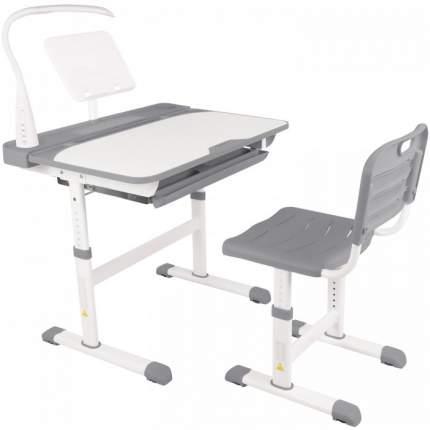 Парта детская Капризун со стулом R8-grey