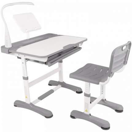 Парта детская Капризун со стулом R8-1-grey