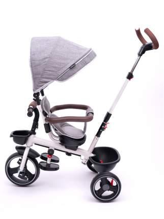 Велосипед трехколесный с поворотным сиденьем TOMIX BEATLE, серый 180-4 UPG/Grey