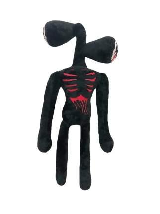 Мягкая игрушка сиреноголовый/Siren Head, 40 см, цвет черный