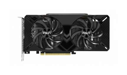 Видеокарта Palit Nvidia GeForce GTX 1660 Dual (NE51660018J9-1161C)