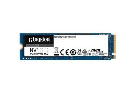 Внутренний SSD накопитель Kingston NV1 500GB (SNVS/500G)