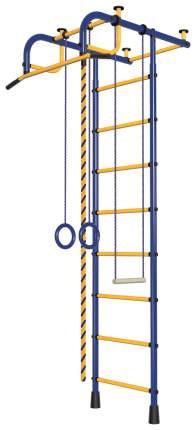 Комплекс домашний спортивный Пионер 1М сине-желтый