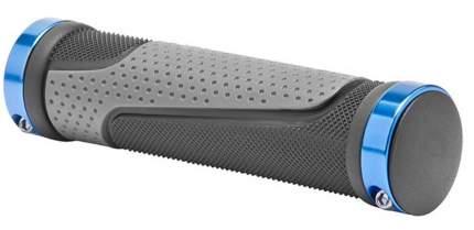 Грипсы XH-G56BL,130 mm черно-серо-синие/150129
