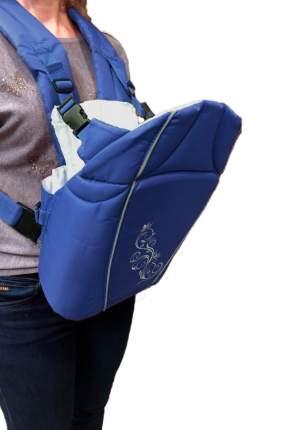 Рюкзак для переноски детей R-Toys 30841 синий