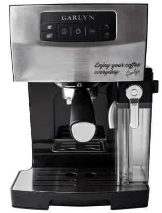Кофеварка рожкового типа Garlyn L70 Silver