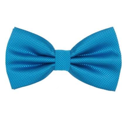 Галстук-бабочка мужская голубой 50117
