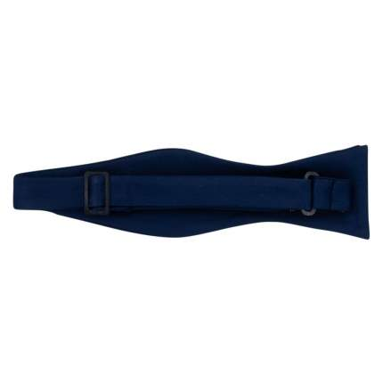 Галстук-бабочка самовяз мужская синий 50699