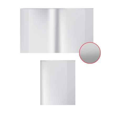 Обложка пластиковая ErichKrause Fizzy Clear для тетрадей и дневников, 212х347мм, 50 мкм (к