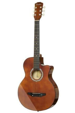 Гитара акустическая Cowboy 38c Cf