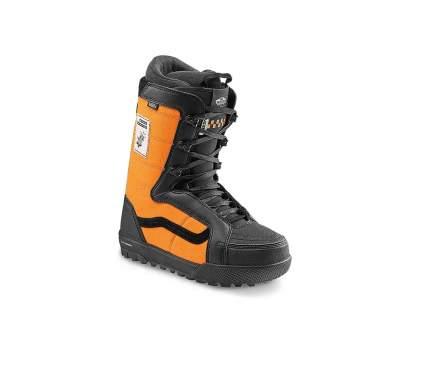 Ботинки для сноуборда Vans MN HI-STANDARD PRO (ARTHUR LONGO)A VA3TFK0BV черный 9