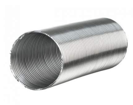 Воздуховод алюминиевый гофрированный ВЕСТ ф125  L=2м 01202