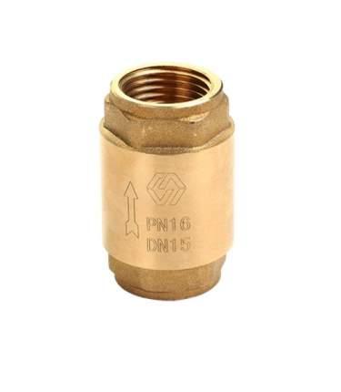 """Клапан обратный MVI 1 1/2"""" (латунный золотник) 4/32 CV.320.08"""