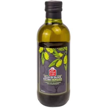 Оливковое масло Fine Life Extra Virgin 100% 0,5 л