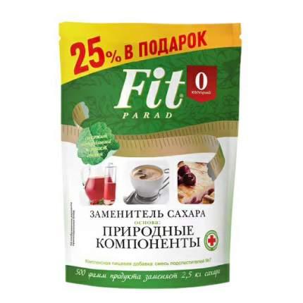Сахарозаменитель Fit parad № 7 природные компоненты 500 г