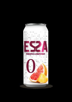 Пивной напиток Essa безалкогольный 0,45 л