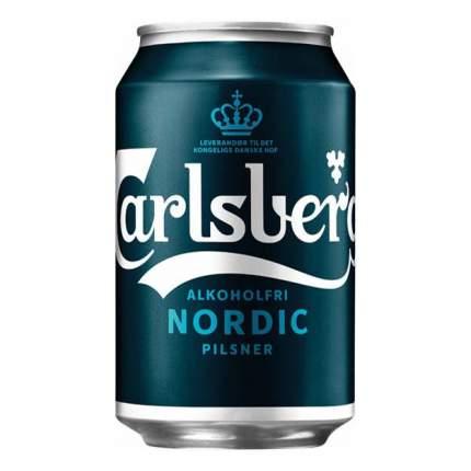 Пиво безалкогольное Carlsberg Nordic Gylden Bryg светлое 0,45 л