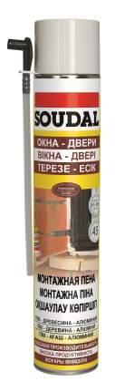 Пена монтажная SOUDAL 500мл DIY 107552