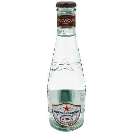 Газированный напиток San Pellegrino Tonica 0,2 л
