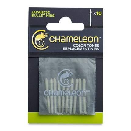 Набор перьев сменных Chameleon Bullet Tips 10шт