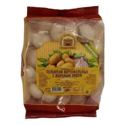Пельмени Черкашин и Партнеръ картофельные с жареным луком 500 г