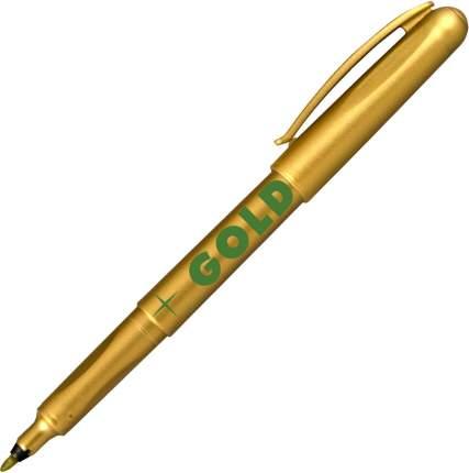 Маркер для декорирования Centropen 2670 золото, пулевидный, 1,0мм золотистый