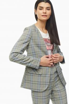 Пиджак женский TOM TAILOR 1017078-21828 разноцветный 36 DE