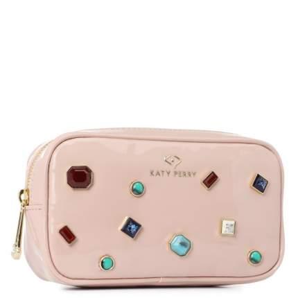Поясная сумка женская Katy Perry PRISM бежево-розовая