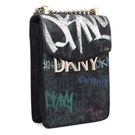 Поясная сумка женская DKNY R94ENF76 черная